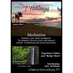 Meditation TV ArtScapes