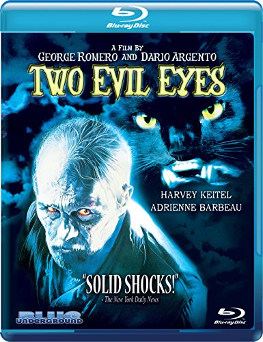 Two Evil Eyes [Blu-ray]
