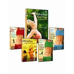 Shiva Rea Starter Pack (Amazon Exclusive Bundle)