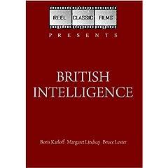 British Intelligence (1940)