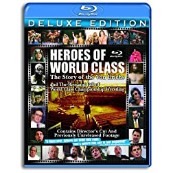 Heroes of World Class Wrestling [Blu-ray]