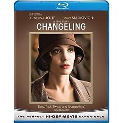 Changeling [Blu-ray]
