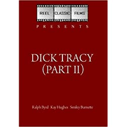 Dick Tracy (Part II)(1937)