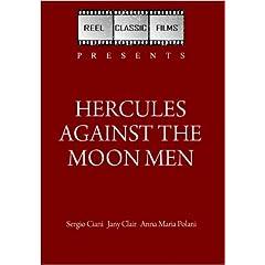 Hercules Against the Moon Men (1964)