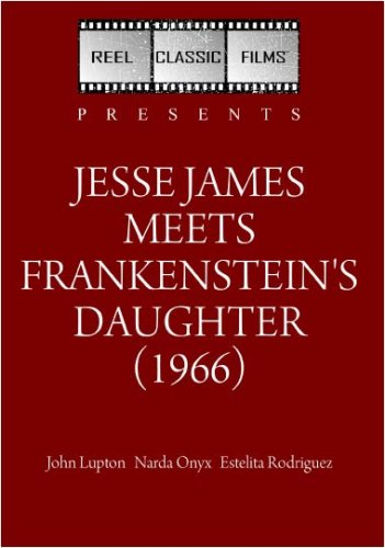Jesse James Meets Frankenstein's Daughter (1966)