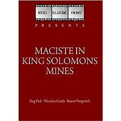 Maciste in King Solomons Mines (1964)