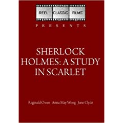 Sherlock Holmes: A Study in Scarlet (1933)