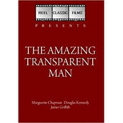 The Amazing Transparent Man (1960)