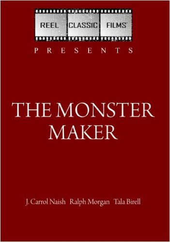 The Monster Maker (1944)