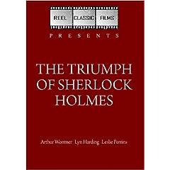 The Triumph of Sherlock Holmes (1935)