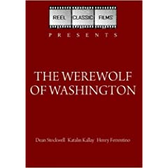 The Werewolf of Washington (1973)
