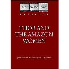 Thor and the Amazon Women (1963)