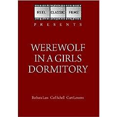 Werewolf in a Girls Dormitory (1962)