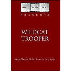 Wildcat Trooper / Wild Cat (1936)