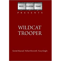 Wildcat Trooper / Wild Cat (1936)