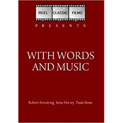 With Words and Music (1937)