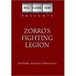 Zorro's Fighting Legion (1939)