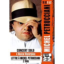 Concert Solo/Lettre a Michel Petrucciani