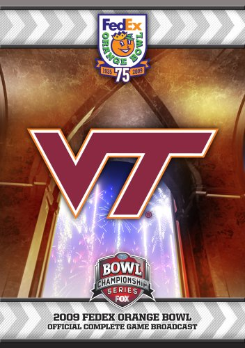 2009 FedEx Orange Bowl - Virginia Tech vs. Cincinnati