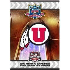 2009 Allstate Sugar Bowl- Utah vs. Alabama