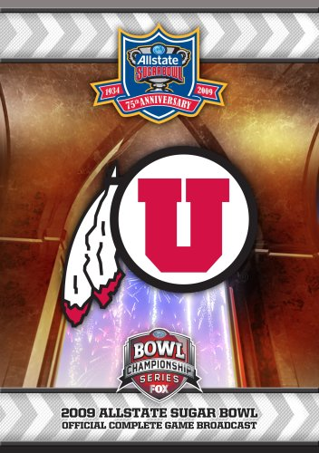 2009 Allstate Sugar Bowl- Utah vs. Alabama