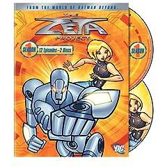 The Zeta Project: Season 1