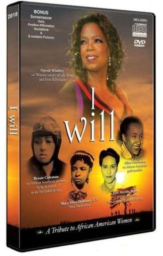 I Will: Tribute to African American Women