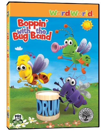 WordWorld: Boppin' with the Bug Band