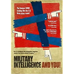Military Intelligence and You (Institutional Use)