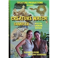 CREATURE WATCH SAMPLER