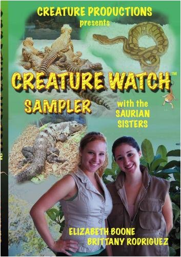 CREATURE WATCH SAMPLER