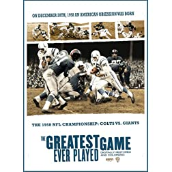 The Greatest Game Ever Played (Amazon.com Exclusive)