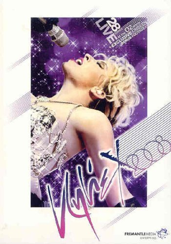 Kylie Minoque: Kylie Live X 2008