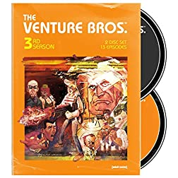 The Venture Bros.: Season Three