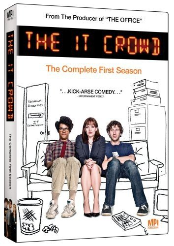 The IT Crowd: The Complete Season One