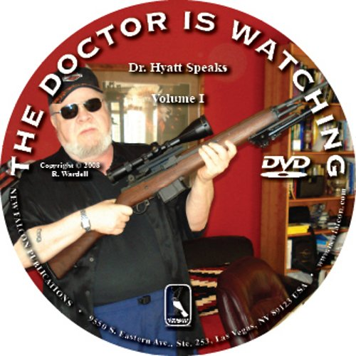 The Doctor is Watching-Dr Hyatt Speaks Vol 1
