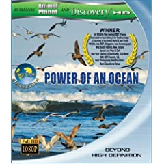 Equator 1: Power Of An Ocean (As seen on Discover HD & Animal Planet) [Blu-ray]