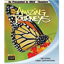 Amazing Journeys [Blu-ray]
