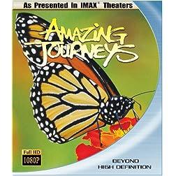 Amazing Journeys [Blu-ray]