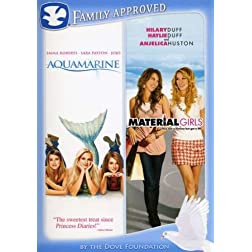 Aquamarine/Material Girls