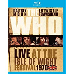 Live at the Isle of Wight Festival 1970 [Blu-ray]