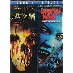 Vampire Wars: Battle for the Universe/Skeleton Man
