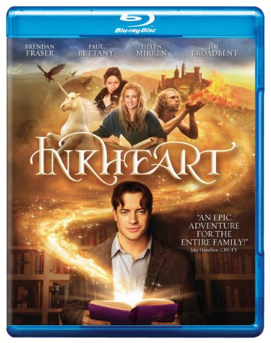 Inkheart (Blu-ray/DVD Combo + Amazon Digital Bundle + Digital Copy and BD-Live) [Blu-ray]