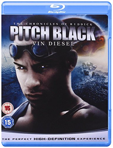Pirtch Black (2000) [Blu-ray]