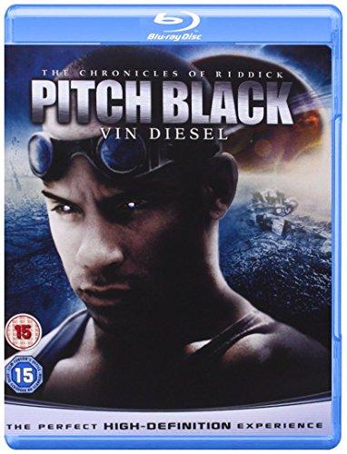 Pirtch Black (2000) [Blu-ray]