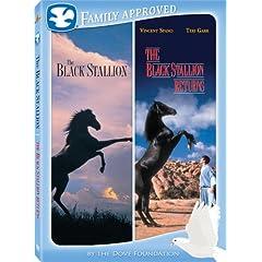 The Black Stallion/The Black Stallion Returns