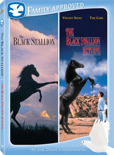 The Black Stallion/The Black Stallion Returns