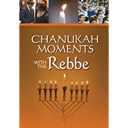 Chanukah Moments with the Rebbe