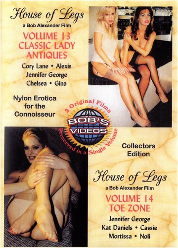 House of Legs, Vol. 13 & 14