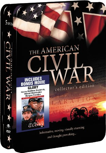 American Cival War (6pc) (Bond Box Tin)